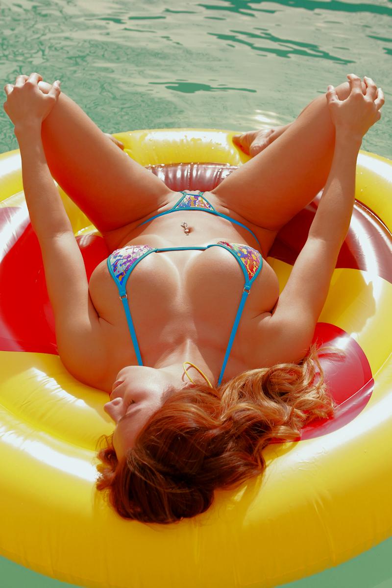 Bikini Extreme See Through Micro Bikini  Dubio Bikinis