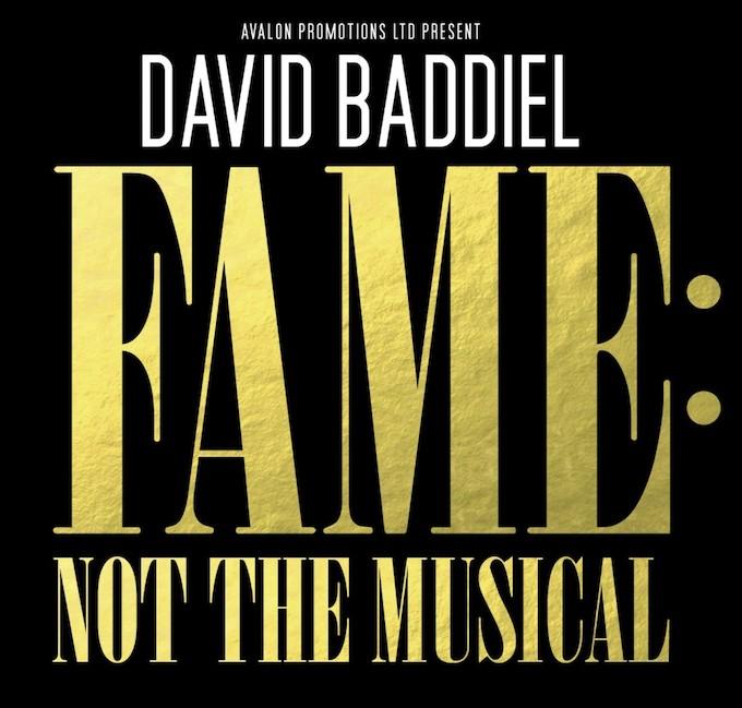 David Baddiel - Fame: Not the Musical