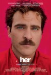 Her by Spike Jonze poster