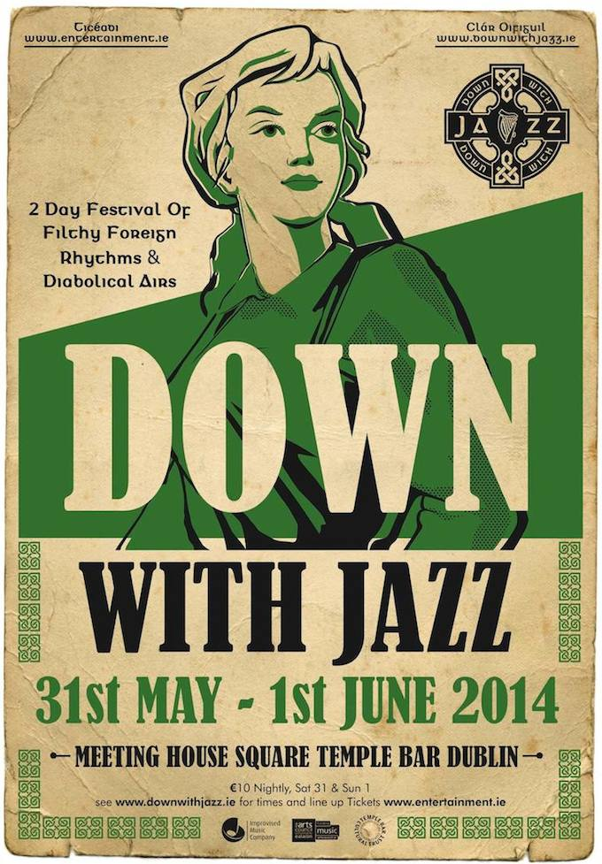Down With Jazz in Dublin 2014