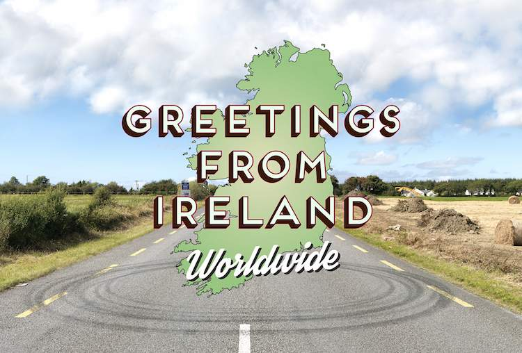 greetings from ireland