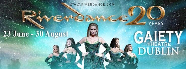 Riverdance 20th Anniversary in Dublin