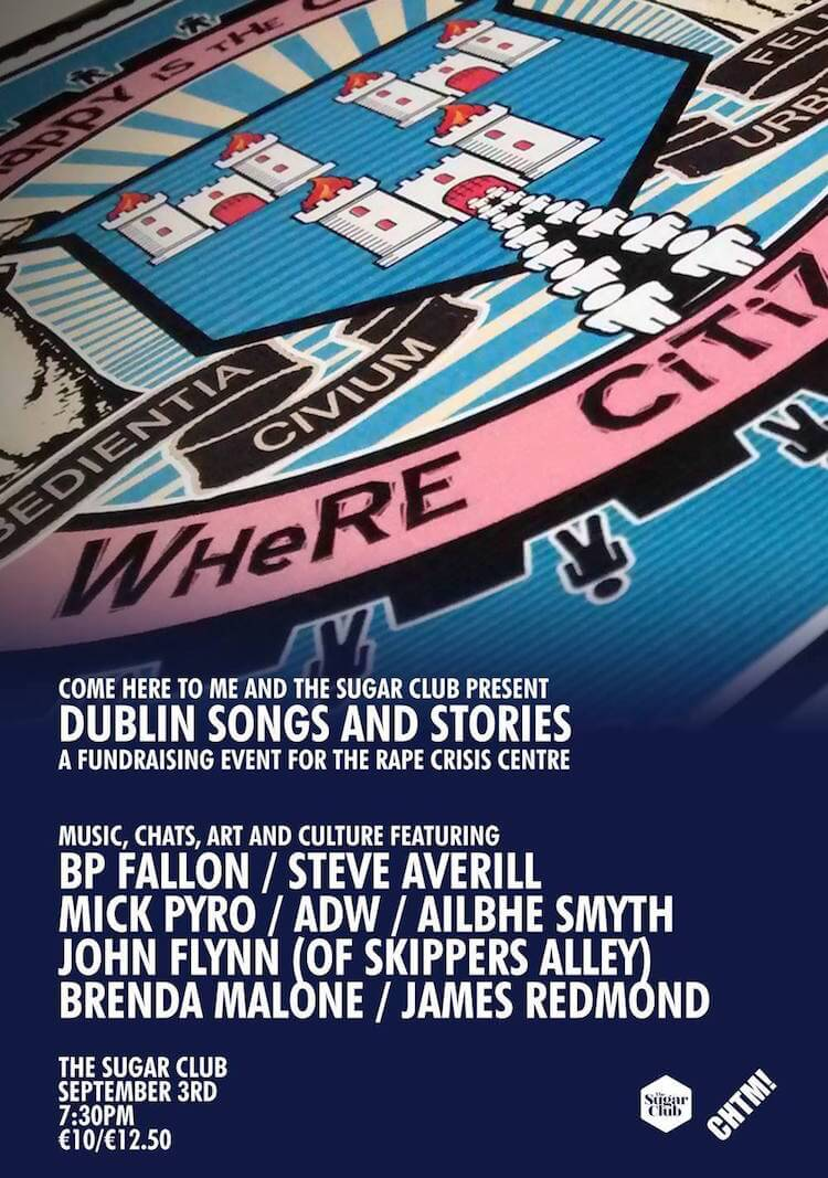Dublin Songs and Stories