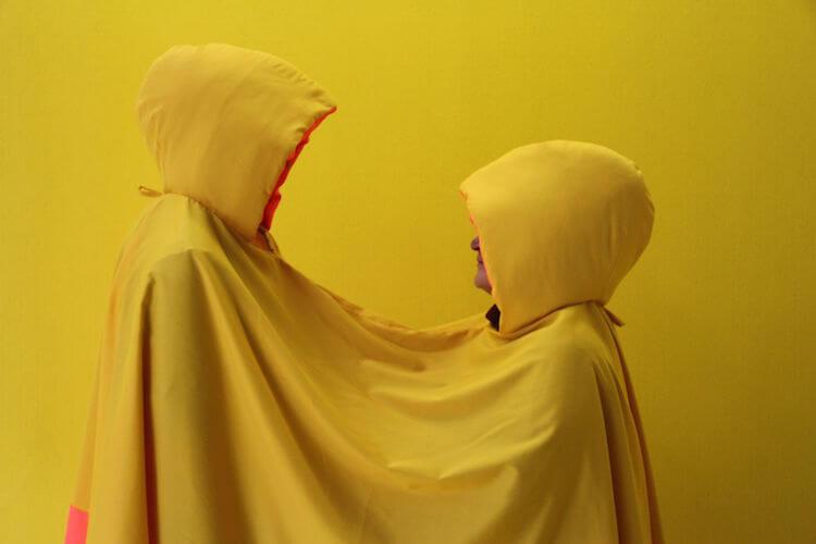 Huddlewear © Rhona Byrne