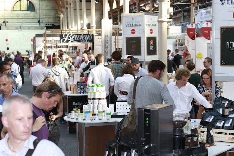 Dublin Coffee and Tea Festival 2014