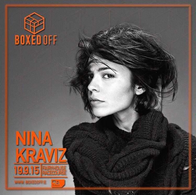 Nina Kraviz @ Boxed Off