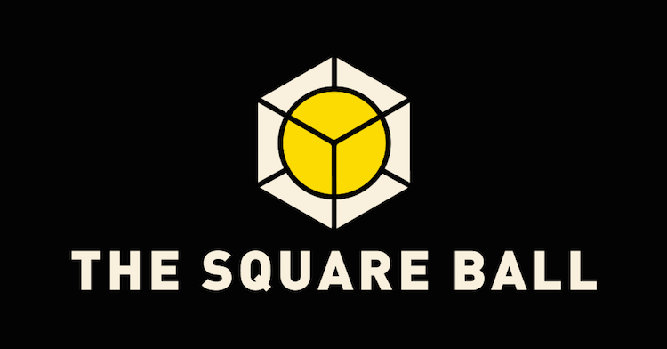 The Square Ball logo