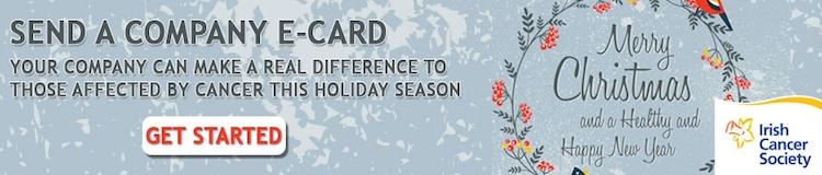 Irish Cancer Society Christmas eCards