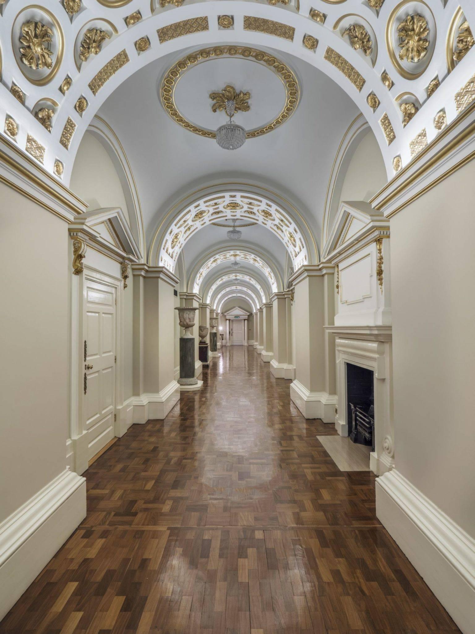 State Corridor Dublin Castle