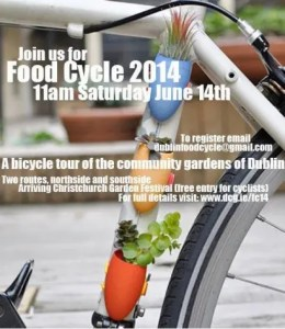 Food Cycle 2014 poster