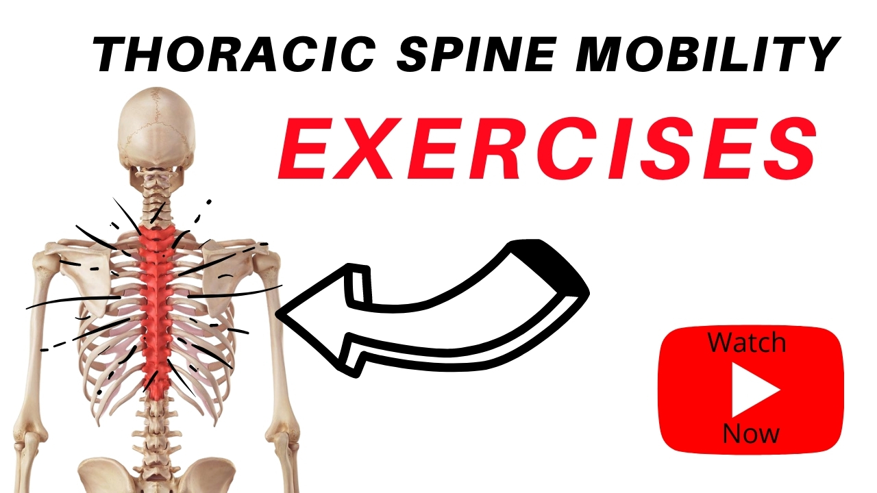 Thoracic Spine Mobility Exercises