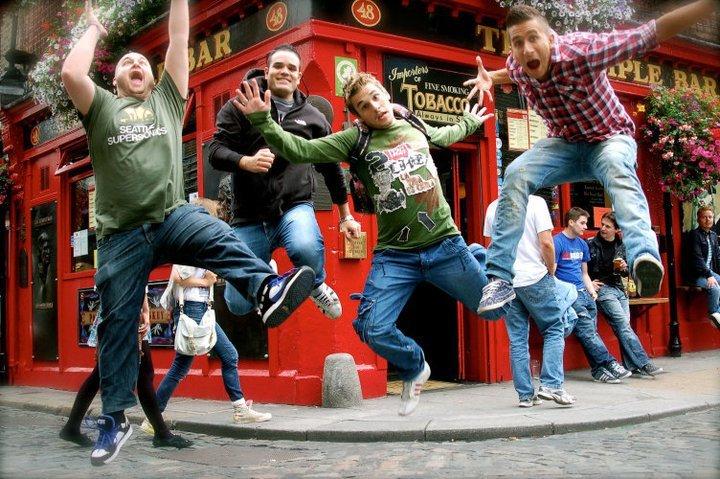 Irlanda para estudiantes y mochileros