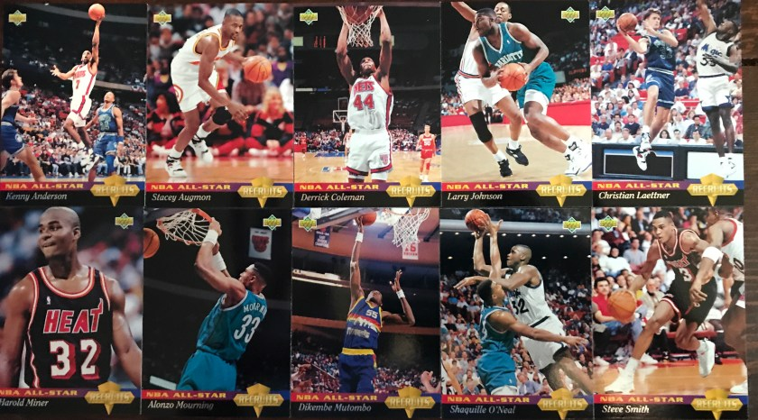 0610ae9453d The next section was the NBA All-Star Recruits, which was made up of  projected future All-Star's and All-Star first timers. Some of these guys  wound up ...