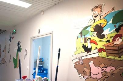 la-maisonnee-Francheville-decoration-albert-clementine-rdc-mur-fresque-2