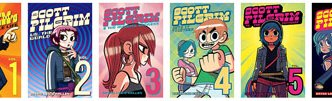 Scott Pilgrim Comic
