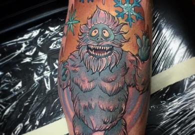 T Rex Scientist Tattoo Best Tattoo Ideas Gallery