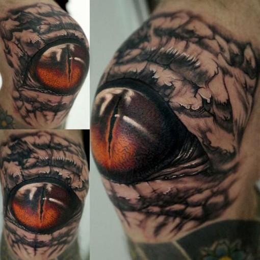 Knee Tattoo  Best Tattoo Ideas Gallery