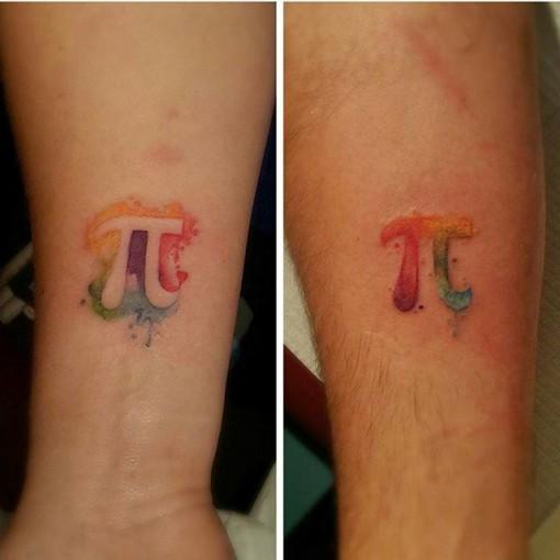 Pi Tattoos  Best Tattoo Ideas Gallery