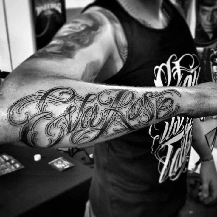 Eva Rose Tattoo On Forearm Best Tattoo Ideas Gallery