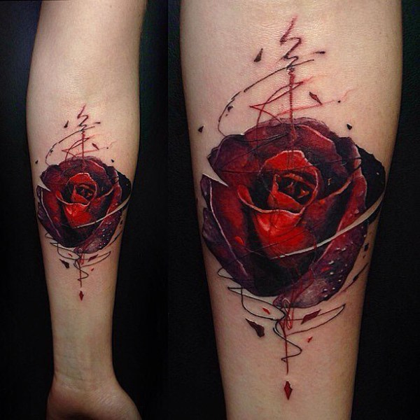 20 Tattoos Black And White Rose Buds Ideas And Designs