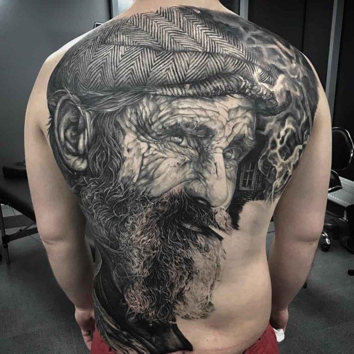 Black and Grey Tattoo  Best Tattoo Ideas Gallery