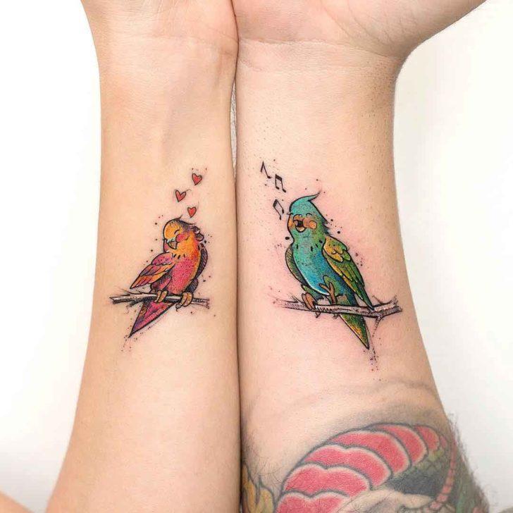 Tattoo Ideas For Couples In Love