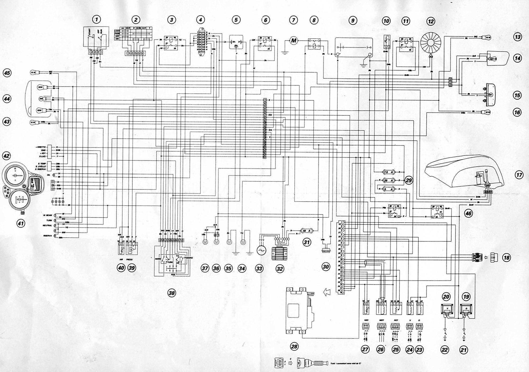 hight resolution of  26309d1201273825 st4 wiring diagram legend wiring diagram st4 2000my wiring diagram symbol legend the wiring diagram