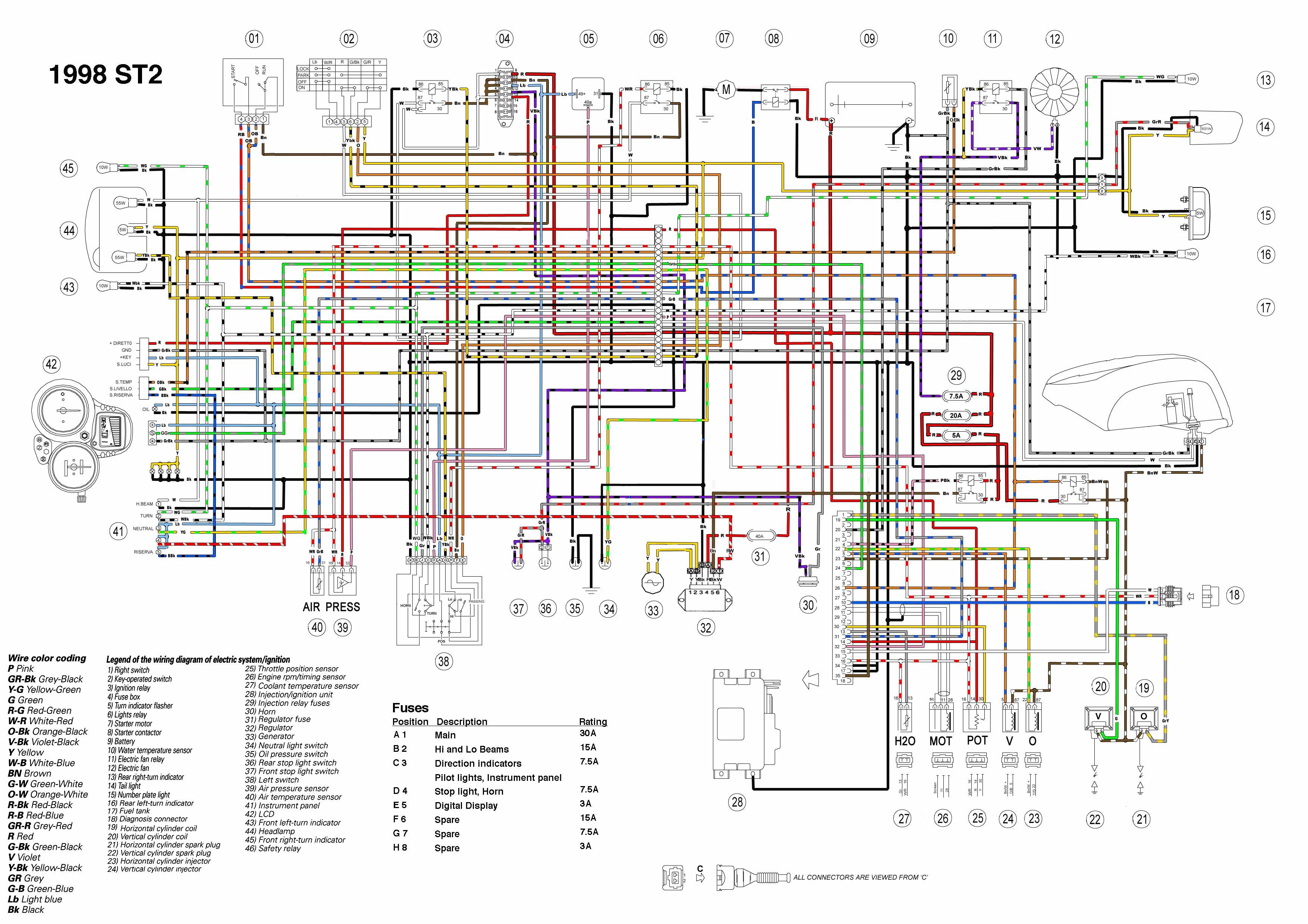 ducati 748 wiring diagram wiring diagrams theducati 900ss wiring diagram  wiring diagram experts ducati 748 wiring