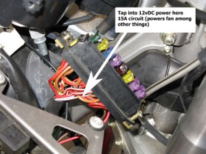Fan Relay bypass question  Page 3  Ducatims  The Ultimate Ducati Forum