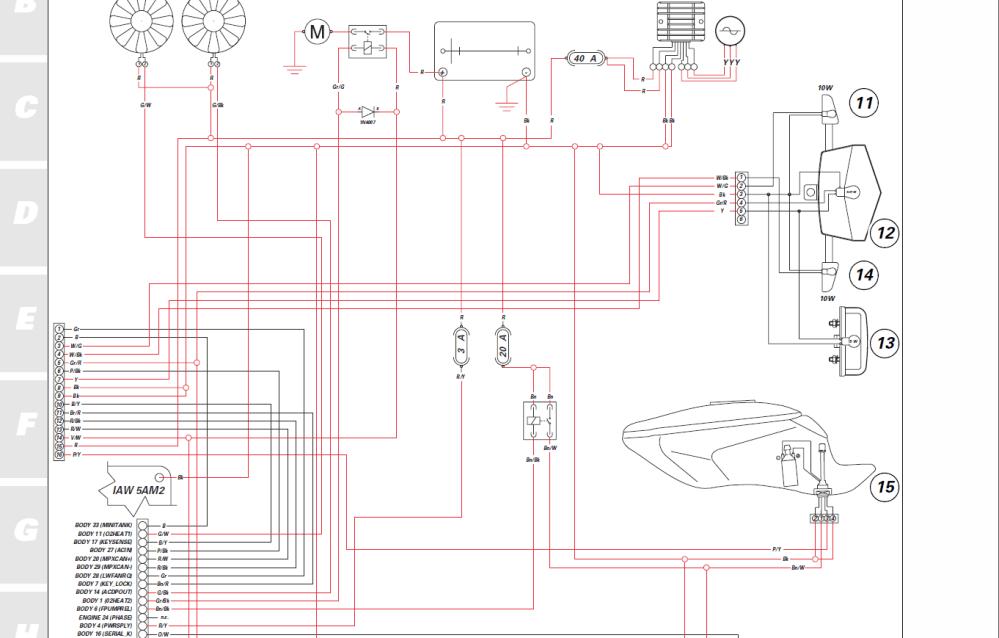medium resolution of ducati 749 fuel pump wiring wire data schema u2022 1978 mgb wiring harness 1979 mgb