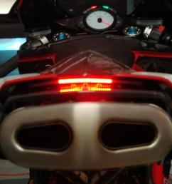 749 999 leo vince exhaust brake light wiring option ducati ducati 999 tail light wiring [ 1632 x 1224 Pixel ]