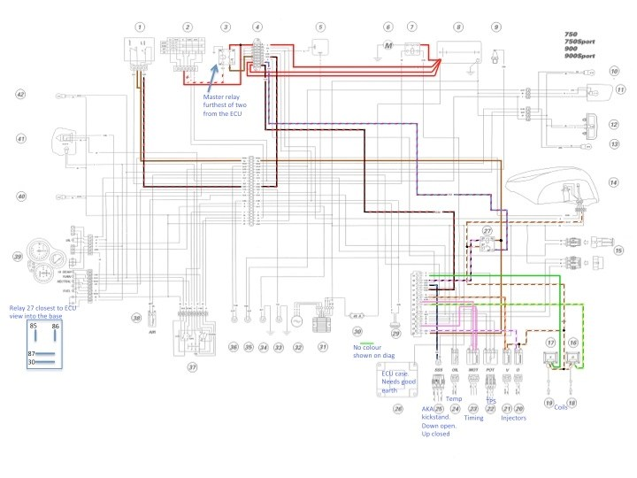 Super Wiring Diagram And More Ducati Monster Wiring Diagram Wiring Diagram Wiring Cloud Tziciuggs Outletorg