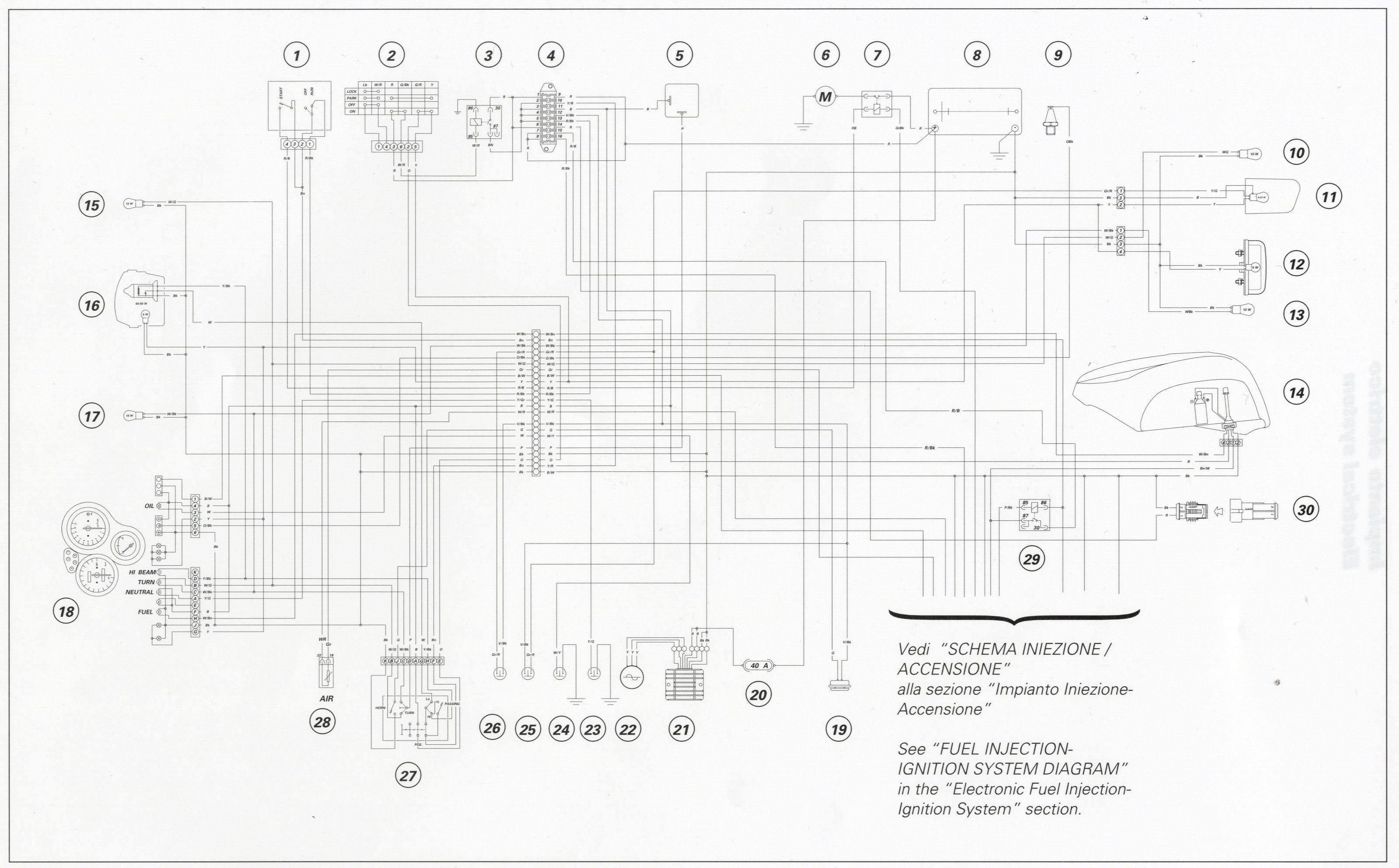 √ ducati 848 wiring diagram electrical schematic 2000 ducati Electrical Schematic Diagram 630-2810 ducati 999 wiring diagram voltage regulator wiring diagram