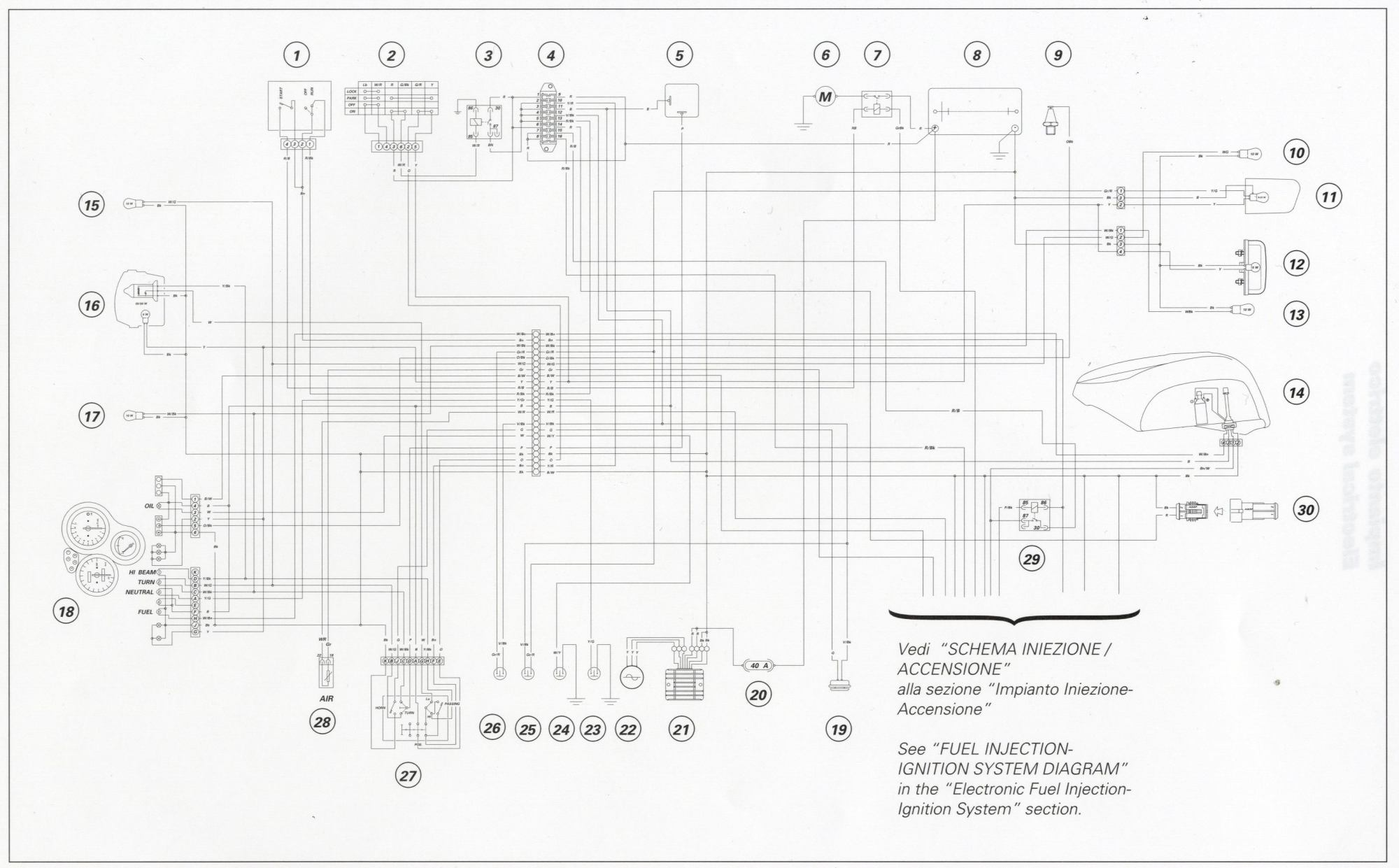 hight resolution of rotax 912 ignition wiring diagram simple wiring schema 1996 seadoo sp engine diagram ducati gt 1000