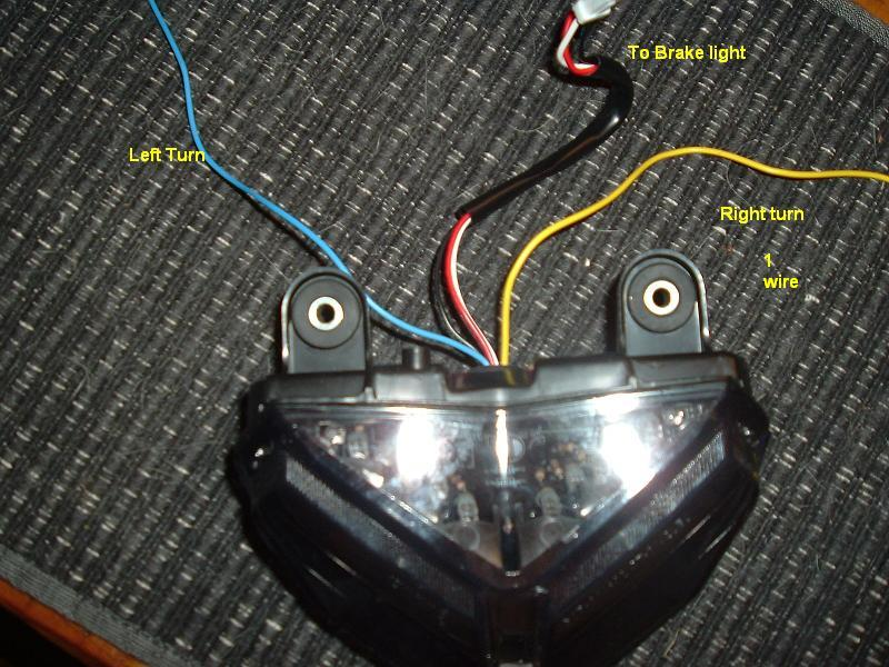 Led Tail Lights Wiring Additionally Wiring Diagram For Led Lights On