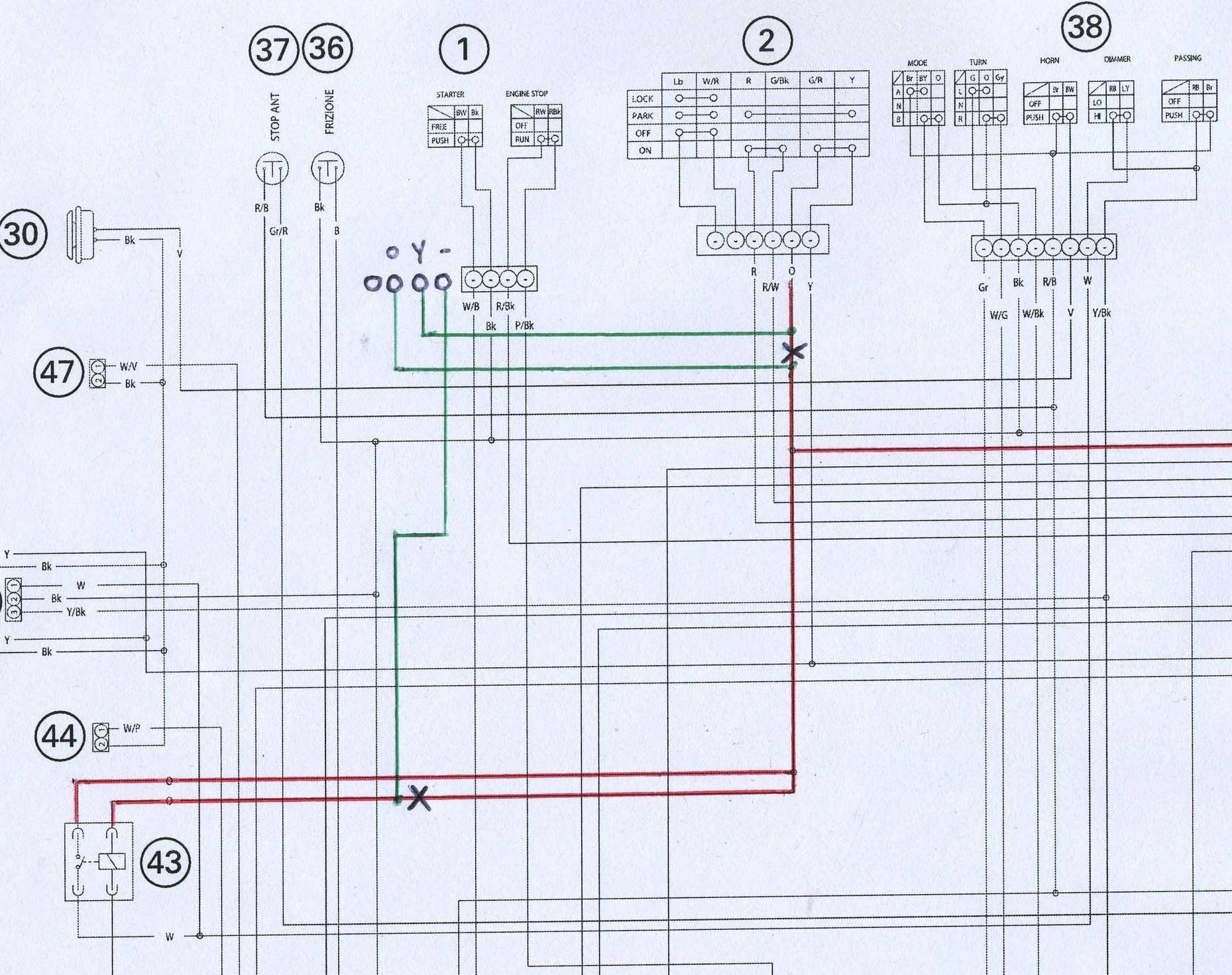 ducati 1198 wiring diagram