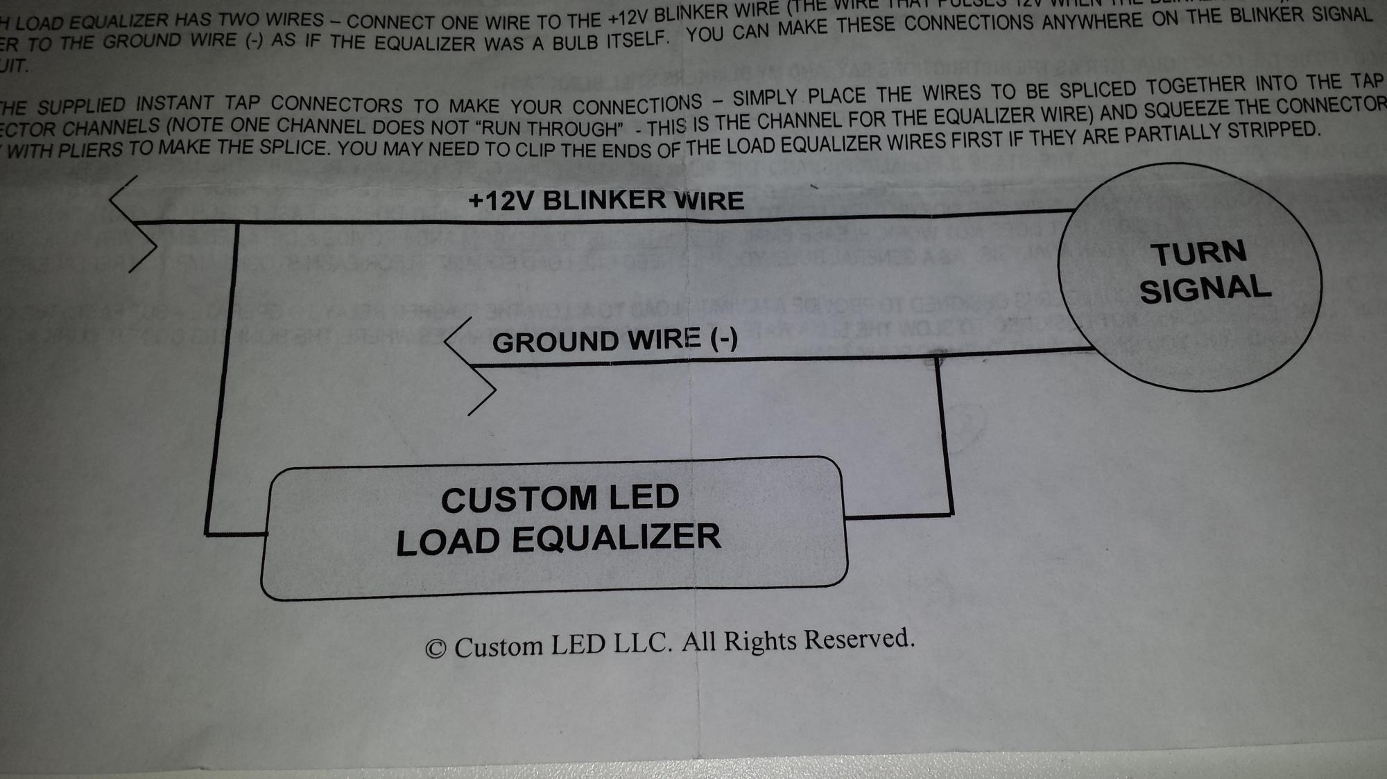 hight resolution of integrated led tail light wiring 1198s ducati org forum the ducati led tail light wiring diagram