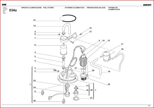 small resolution of ducati st2 electric fuel pump and fuel circuit diagram data wiring ducati 748 replacement fuel pump