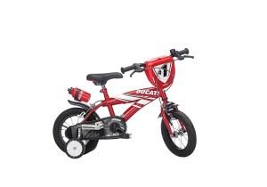 "Otroško kolo Ducati Hypermotard 12"" – Ducati rdeča"