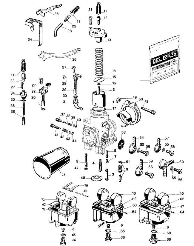 Yamaha Raptor 80 Carburetor Diagram