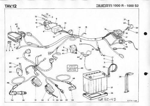 small resolution of ducati mhr wiring diagram