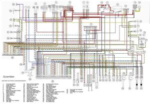 Ducati Monza Wiring Diagram | Wiring Library