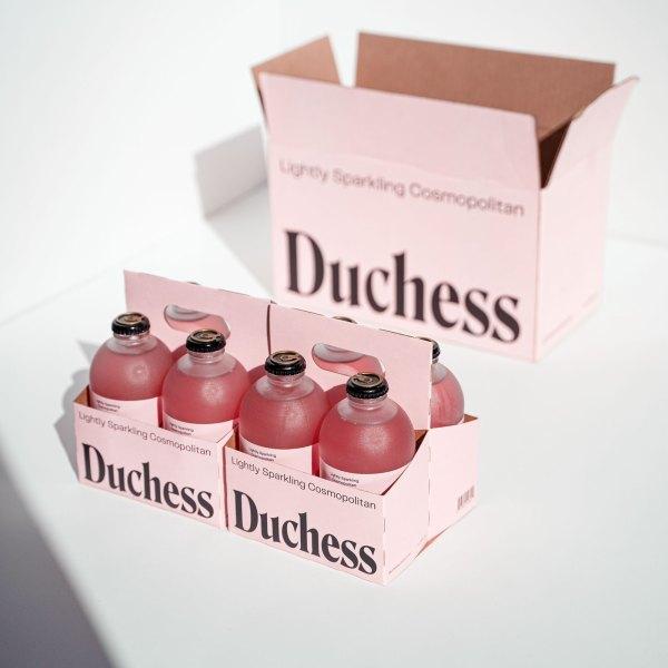8 Duchess Cosmos pink Duchess box