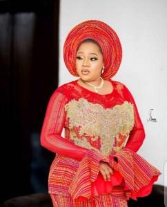 Nollywood Star Toyin Abraham