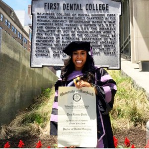 Tera Poole the First Black Valedictorian