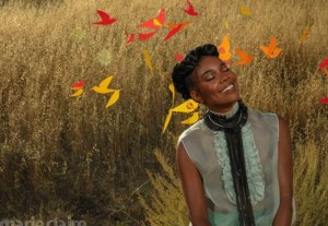 Gabrielle Union poses for Marie Claire