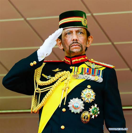 Sultan Hassanal Bolkiah, Brunei -