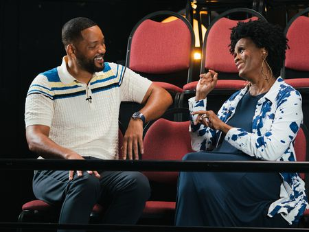 Will Smith and Janet Hubert reconcile during Fresh Prince reunion