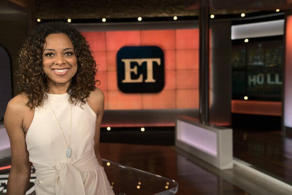 Nischelle Turner Becomes First Black Woman To Anchor Entertainment Tonight