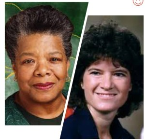 Poet Maya Angelou and Astronaut Sally Ride Set To Be One Of The First Women To Feature In United States Quarter
